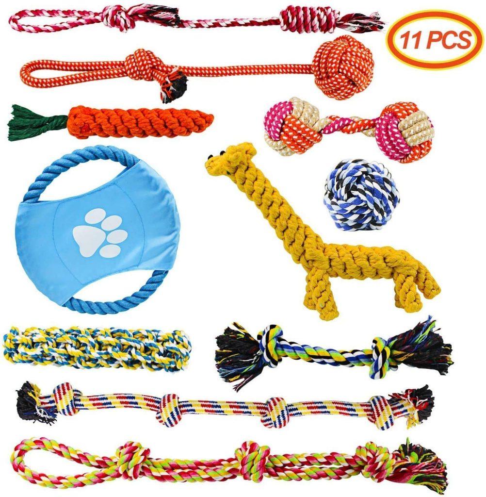 pack juguetes weimaraner